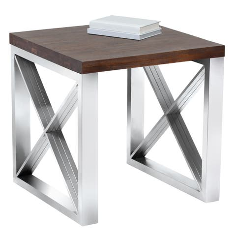 Sunpan 'MIXT' Catalan End Table