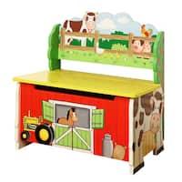 Fantasy Fields - Happy Farm Storage Bench