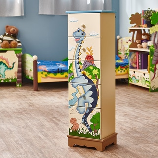 Fantasy Fields - Dinosaur Kingdom 5 Drawer Cabinet