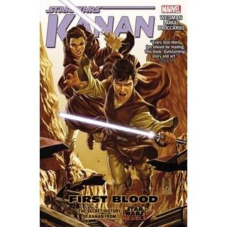 Star Wars Kanan 2: First Blood (Paperback)