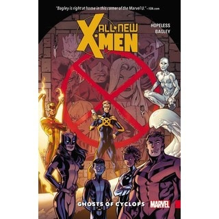 All-New X-Men 1: Ghost of the Cyclops (Paperback)