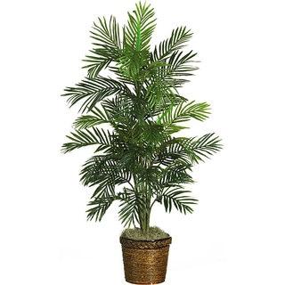 Silk Areca Palm Tree (As Is Item)