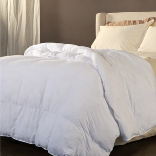 Grand Down All-Season Luxurious Down Alternative Hypoallergenic Full/ Queen Size Comforter (As Is Item)