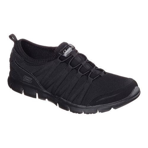 Women's Skechers Gratis Sneaker Shake It Off/Black - Free Shipping Today -  Overstock - 17833475