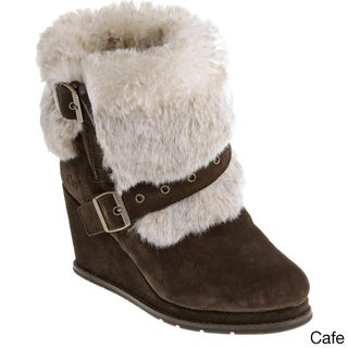 Cat By Caterpillar Boisterous Fur Womens Boots (More options available)