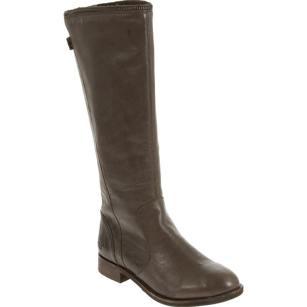 Cat By Caterpillar Layla Womens Leather Riding Boots - Free ...