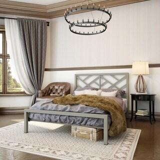 Strick & Bolton Imogen Queen-size Metal Bed