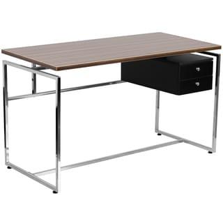 Computer 2-drawer Pedestal Desk