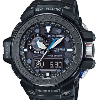 CASIO G-SHOCK GULFMASTER GWN1000C-1A Black Watch