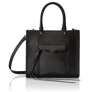 Rebecca Minkoff Medium MAB Tote Handbag - Black