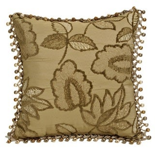 Dimple Decorative 18-inch Throw Pillow
