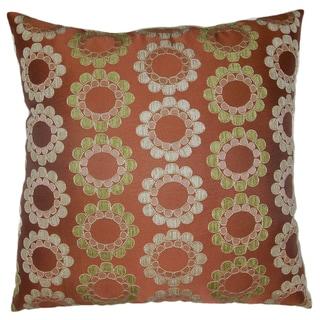Deco Delia Decorative 20-inch Throw Pillow