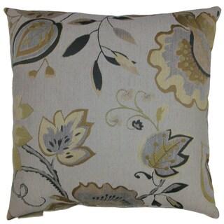 Felicia Decorative 18-inch Throw Pillow