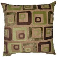 Cavalli Square Decorative 20-inch Throw Pillow