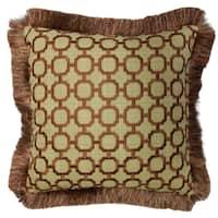Catena Decorative 18-inch Throw Pillow