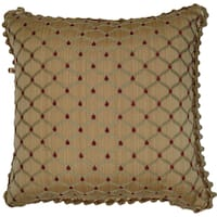 Adelso Decorative 18-inch Throw Pillow