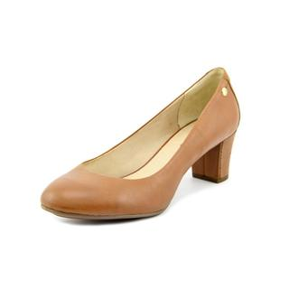 Hush Puppies Women's 'Imagery Pump' Leather Dress Shoes
