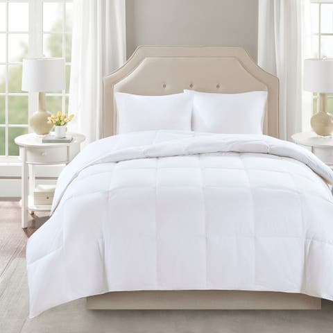 True North by Sleep Philosophy Level 2 Down Comforter with 3M Scotchgard Treatment