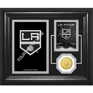 "Los Angeles Kings ""Fan Memories"" Bronze Coin Desktop Photo Mint"