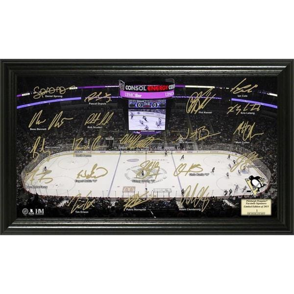 new product 8d54a 0790c Pittsburgh Penguins Signature Rink - Multi-color