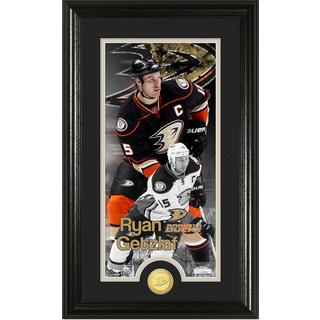 Ryan Getzlaf Supreme Bronze Coin Panoramic Photo Mint