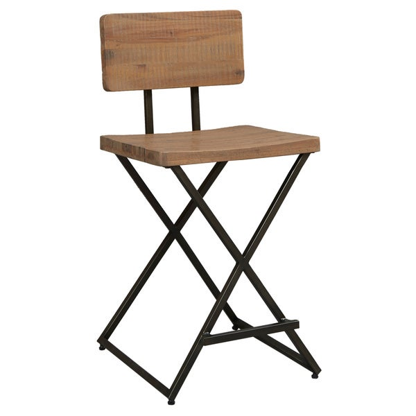 Ink And Ivy Pacific Bar Stool Free Shipping Today