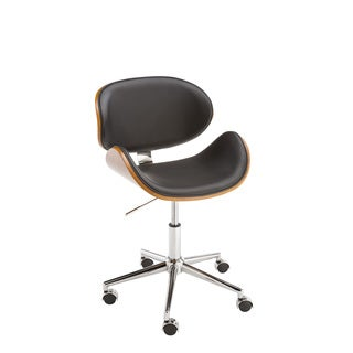 Sunpan 'Urban Unity' Quinn Office Chair in Black