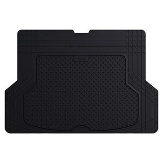 FH Group Black Premium Rubber Trimmable Trunk Liner/Cargo Mat