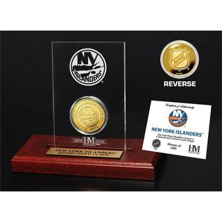 New York Islanders Etched Acrylic Desktop