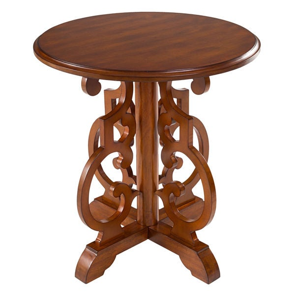 Bombay Company Cut Out Accent Table Free Shipping Today