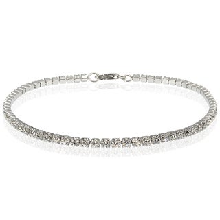 Icz Stonez 4 1/5ct TGW Cubic Zirconia Link Bracelet (3 options available)