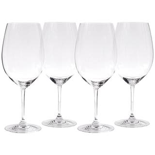 Riedel Vinum XL Cabernet Glass, Set of 4, Model 741600|https://ak1.ostkcdn.com/images/products/10790846/P17838259.jpg?impolicy=medium