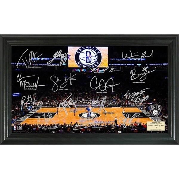 Brooklyn Nets Signature Court