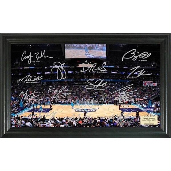 Charlotte Hornets Signature Court