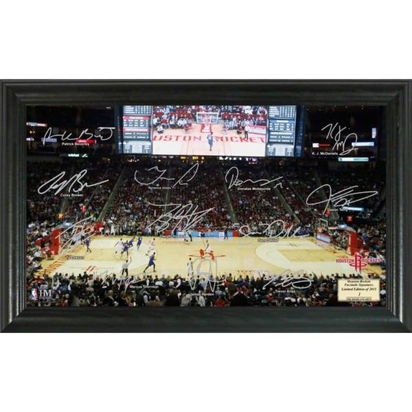 Houston Rockets Signature Court
