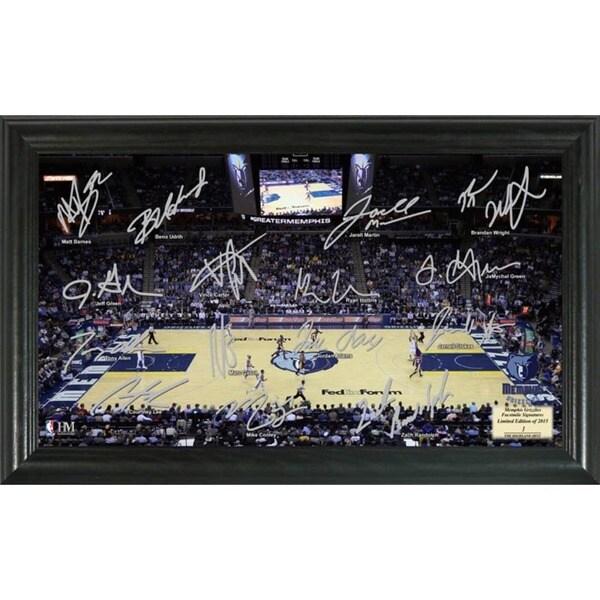 Memphis Grizzlies Signature Court