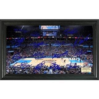 Oklahoma City Thunder Signature Court
