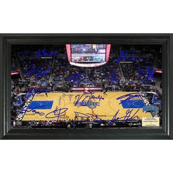 Orlando Magic Signature Court