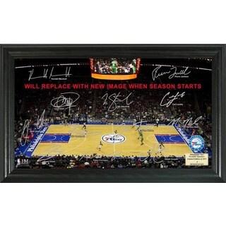Philadelphia 76ers Signature Court