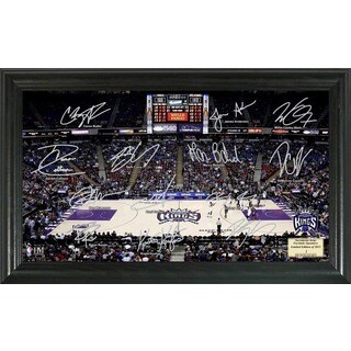Sacramento Kings Signature Court