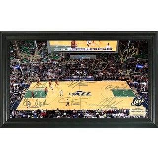 Utah Jazz Signature Court