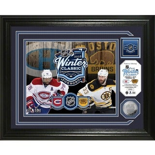 2016 Winter Classic Minted Coin Photo Mint