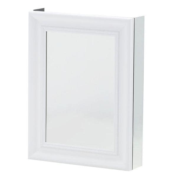 Shop Pegasus 20 Inch X 26 Inch Mirrored Recessed Or