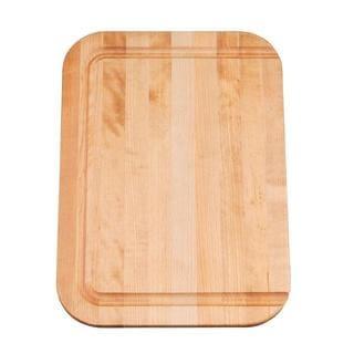 Kohler 12 inch x 17 inch Hardwood Cutting Board
