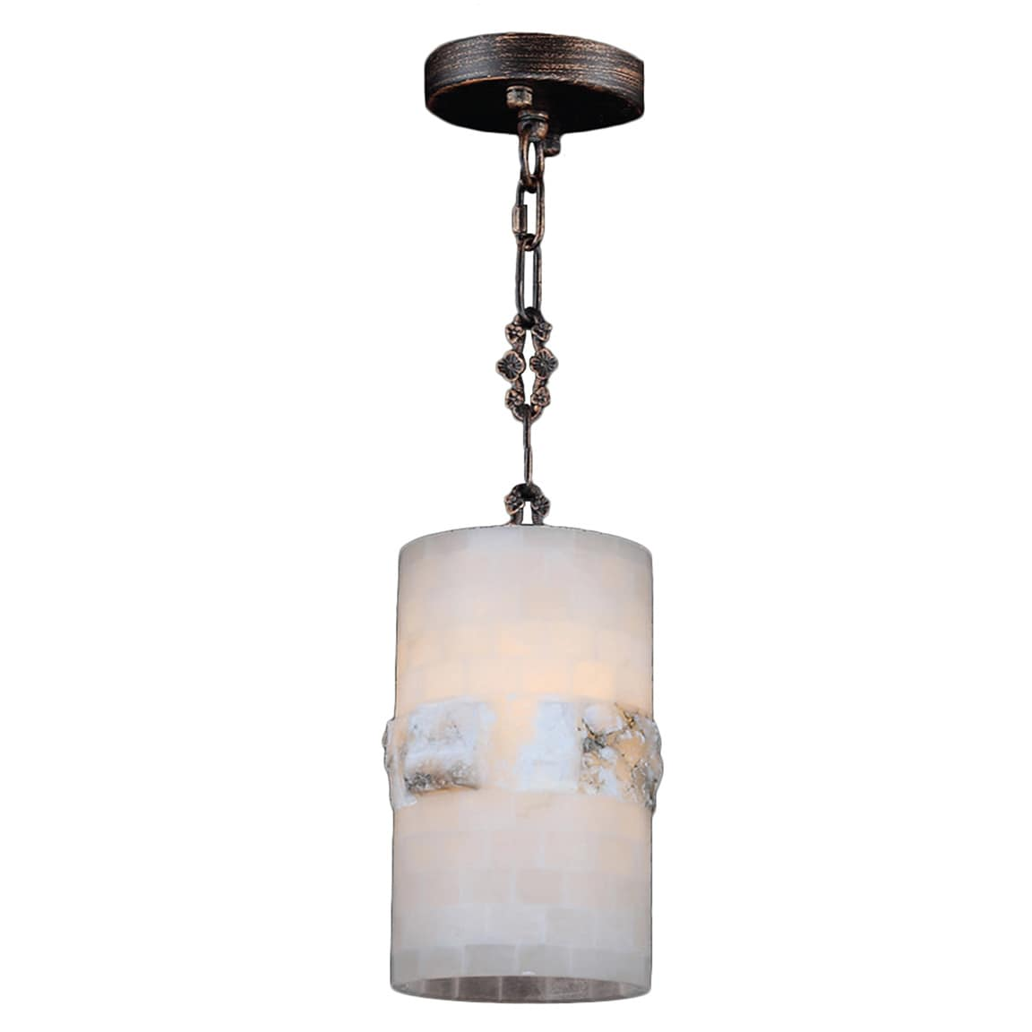 Brilliance Lighting and Chandeliers Natural Quartz 1 Ligh...
