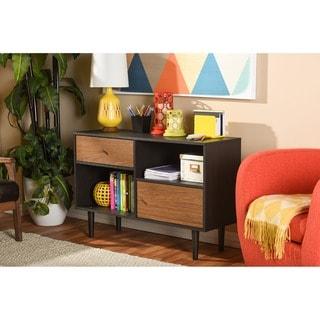 Baxton Studio Auburn Modern Scandinavian Sideboard Storage Cabinet