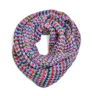 Dasein Chunky Multi-Color Infinity Scarf|https://ak1.ostkcdn.com/images/products/10791986/P17839256.jpg?impolicy=medium