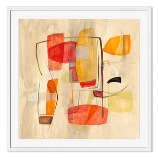 Gallery Direct Modern Space I Print by Jane Bellows on Paper Framed Print