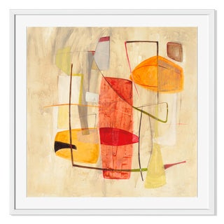 Gallery Direct Modern Space II Print by Jane Bellows on Paper Framed Print