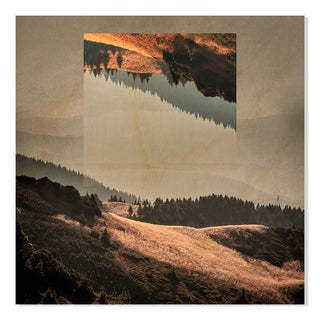 Gallery Direct Castle in the Sky VII Print by New Era Original on Birchwood Wall Art